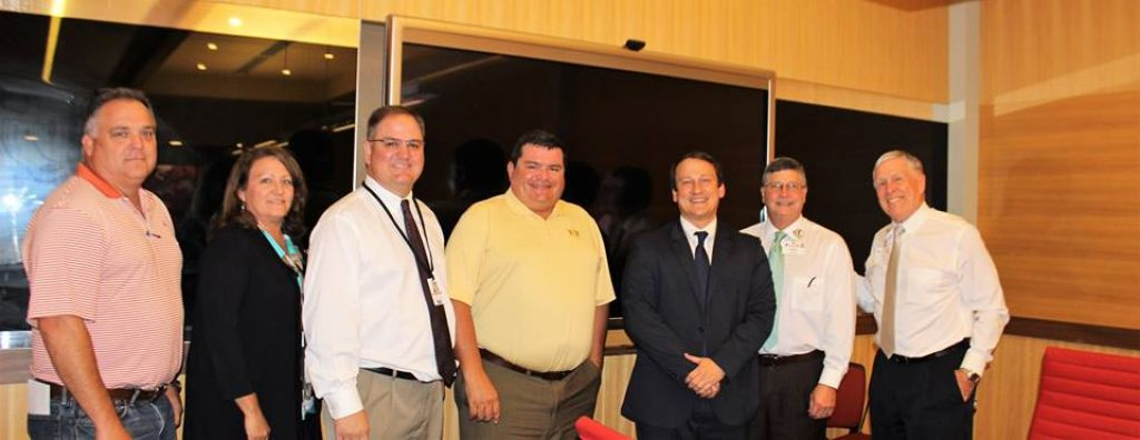 DouglasNow: Insurance Commissioner Candidate Jay Florence, Ray Goff Make Stop in Douglas